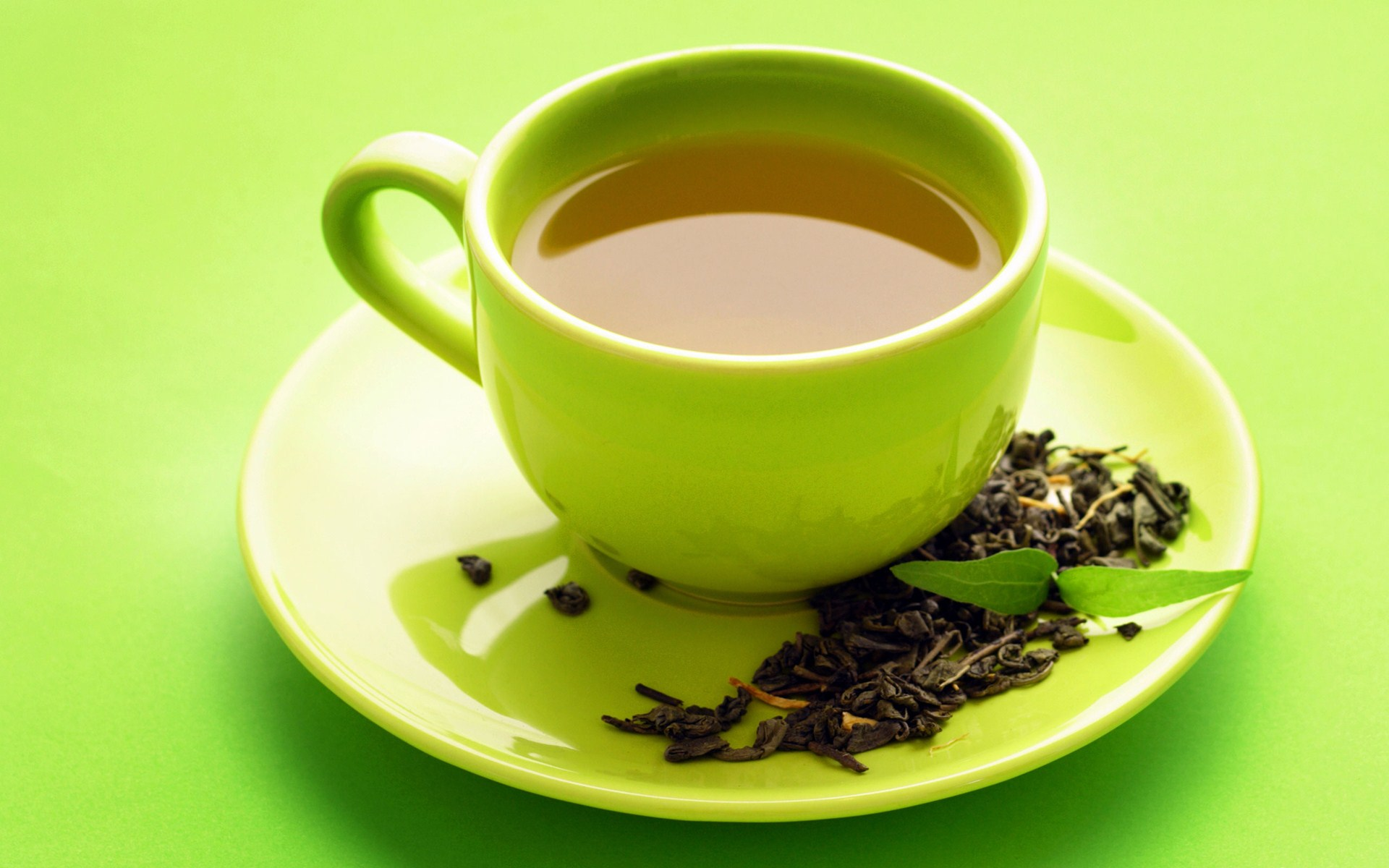 Health Benefits of Washing Hair with Green Tea